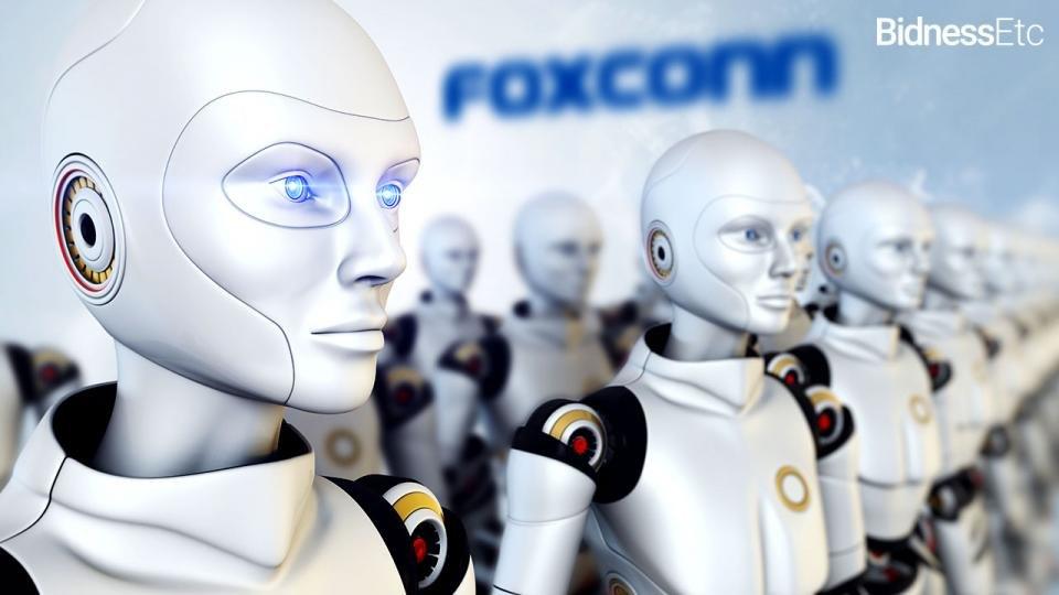 Foxconn Robots