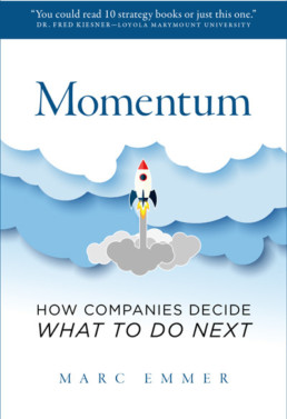 Momentum book cover