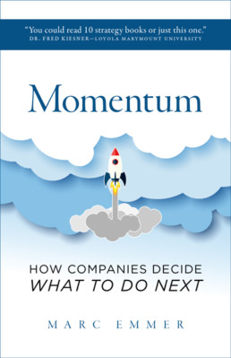 Momentum book cover