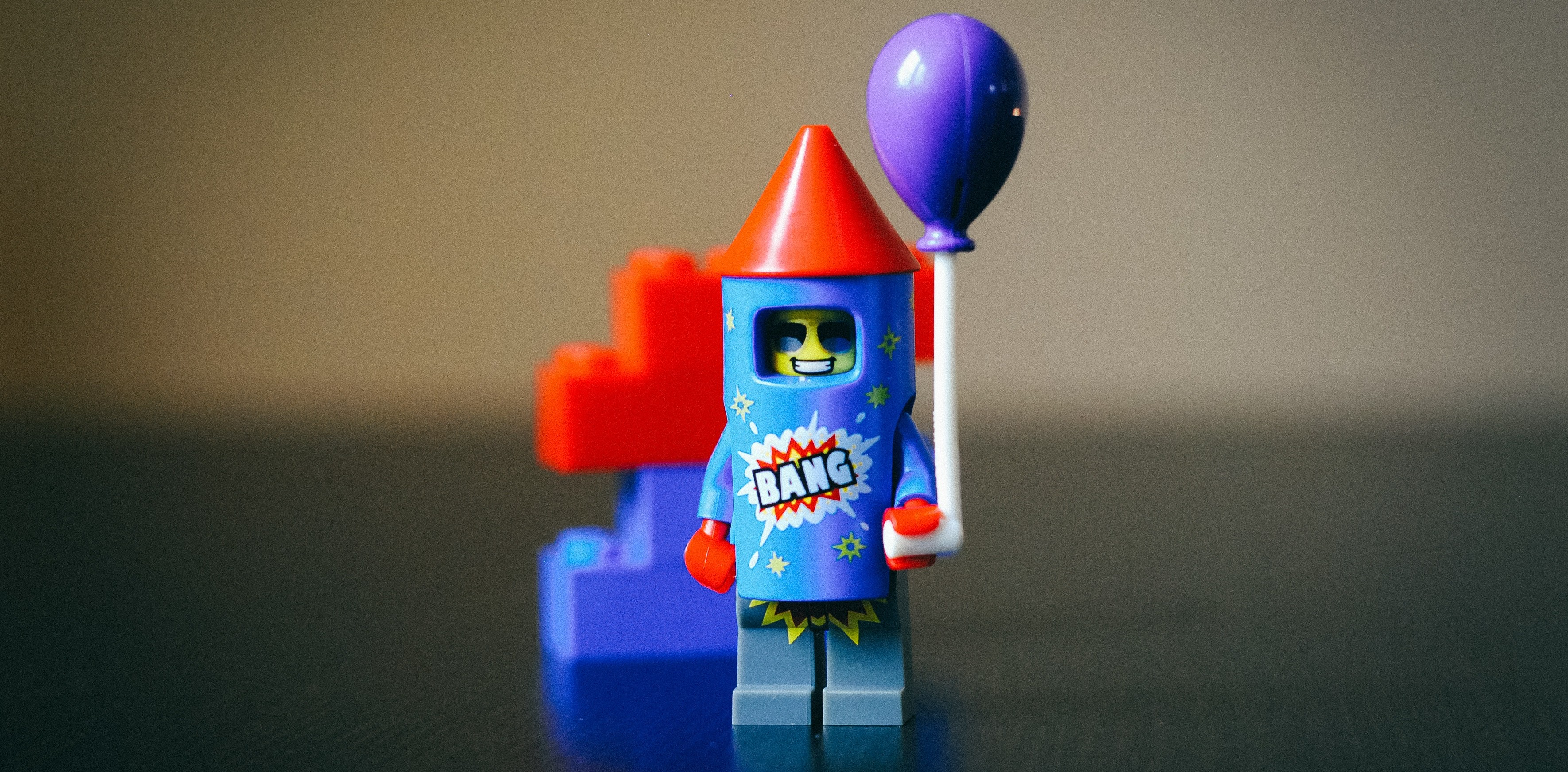lego rocket ship